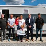 Unverhofftes Glück – Familie gewinnt Hobby Wohnwagen