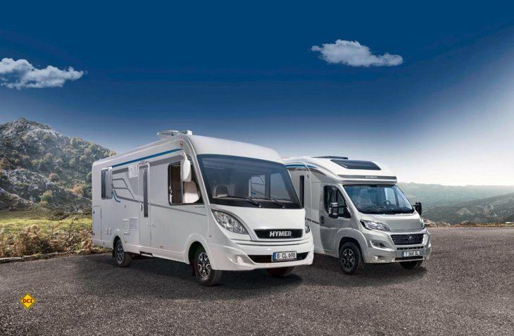 Neue Teilhaber für Reisemobil- und Caravanhersteller Hymer ? Die Erwin Hymer Group hat Angebote für neue Teilhaberschaft und prüft einen erneuten Börsengang. (Foto: Hymer)