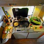 Die mobile Küche – Packlisten für die Campingküche – Das muss mit