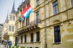Das Palais des Großherzogs liegt mitten in der Altstadt von Luxembourg und wird von nur zwei Soldaten bewacht. (Foto: visitluxembourg)