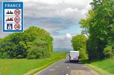 Ab heute gilt für alle Fahrzeuge in Frankreich eine Höchstgeschwindigkeit von Tempo 80 auf einspurigen Landstraßen ohne Trennung. (Foto: det)