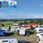 Sternenregen über dem Vital Camping Bayerbach