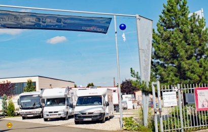 Der Deutsche Caravaning Handels-Verbands DCHV meldet für das erste Halbjahr 2018 ein solides Wachstum bei gebrauchten Freizeitfahrzeugen. (Foto: det)