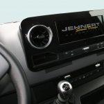 Caravan Salon 2018 – Jehnert bringt Raumklang in den neuen Mercedes-Benz Sprinter