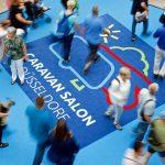 Messesplitter Caravan Salon 2018 – Rekord-Bilanz zur Caravan Salon Halbzeit