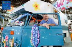 Zwölf Jahre leitete Jochaim Schäfer souverän die Geschicke der Messe Düsseldorf. Nach dem Caravan SAlon 2018 nimmt er seinen Abschied. (Foto: Messe Düsseldorf / Tillmann)