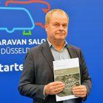 Messesplitter Caravan Salon 2018 – Deutscher Tourismusverband stellt Planungshilfe für Reisemobilstellplätze vor