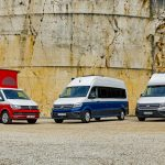 Messesplitter Caravan Salon 2018 – VW legt nach – zwei Modelle Grand California