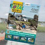 Mobil Total 2/2018 – Europas größter Reisemobil Stellplatz-Katalog liegt vor