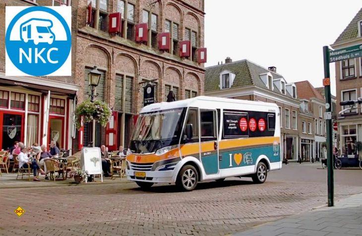 Der Nederlandse Kampeerauto Club KKC ist Euroas größter Camperclub: (Foto: NKC)