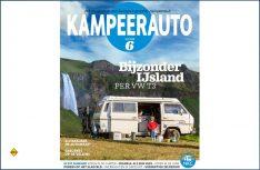"""Ein wichtiges und hochwertiges Kommunikationsmittel ist die Club-Zeitschrift """"Kampeerauto"""". (Foto: NKC)"""