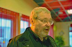 Dieter Goldschmitt vom Konvoi-Orga-Team lädt alle neiedrländsichen Womofreunde herzlich zum Womo-Konvoi 2018 nach Walldürn ein. (Foto: det)