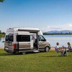 Caravan Salon 2018 – Volkswagen Nutzfahrzeuge präsentiert den Grand California