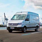 Strom für den VW Crafter – Zero-Emission-Transporter e-Crafter geht ans Netz