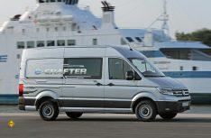 Der e-Crafter ist kein nachträglich umgebautes Elektrofahrzeug, sondern ein als Zero-Emission-Transporter konzipiertes Modell der zweiten Crafter- Generation. (Foto: Werk)