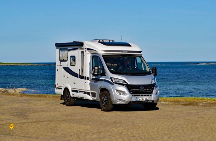 Urlaub in der ersten Reihe: Viele Stellplätze an malerischen Ufer und Seen gehören zu den landschaftlich reizvollsten Regionen in Europa. (Foto: det)