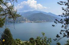 Die italienische Lombardei und das schweizer Tessin teilen sich den Lago Maggiore. (Foto: rent easy / Pixabay)