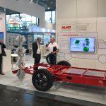 Das Reisemobil-Chassis der Zukunft? Al-Ko stellt Hybrid Power Chassis für leichte Nutzfahrzeuge vor