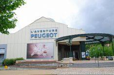 Das Peugeot Museum in Socheaux informiert umfassend über Vergangenheit und Gegenwart der Fahrzeugmarke mit dem Löwen. (Foto: hcb)