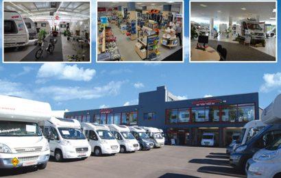 Mit Wohnwagen Vogt aus Saarbrücken bekommt Europas größter Caravaning-Fachhandelskette weiteren Zuwachs. (Foto: Intercaravaning)