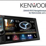 Neues Womo-Navi von Kenwood – Navitainer DNX451RVS