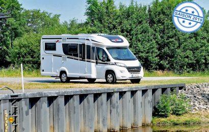 Aus gutem Haus: Mit der Malibu T-Reihe bietet das Aulendorfer Unternehmen Carthago den Einstieg in die Klasse der Premium-Reisemobile an. (Foto: alf)