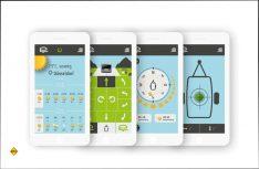 Als Extra-Funktionen bietet die kostenlose App eine POI-Ausrichthilfe mit Anzeige des Sonnenstands, eine Wasserwaagenfunktion sowie eine praktische easydriver-Händler- und Servicestättensuche. (Foto: Reich)