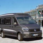 Kurz vorgestellt – Reimo Starcamper auf VW Crafter