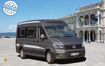 Mit dem Starcamper bietet Reimo eine schicken Premium-Van auf Basis des VW Crafter an. (Foto: Reimo)