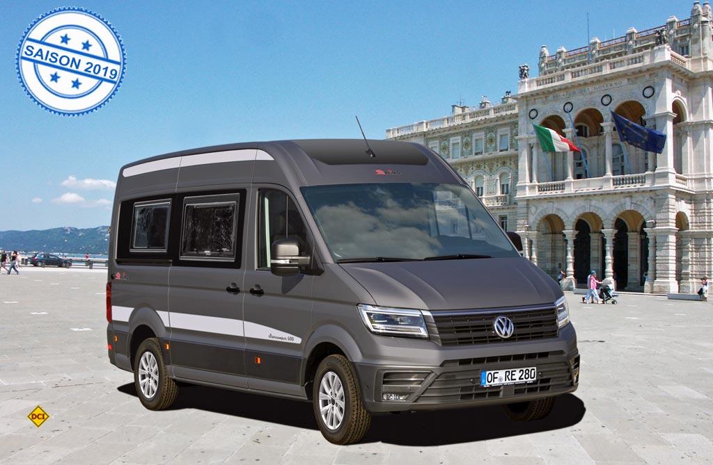 VW Camper Van 2017 >> Kurz vorgestellt – Reimo Starcamper auf VW Crafter ...