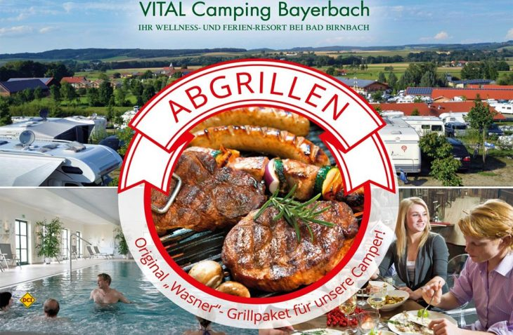 Das Ferienressort Vital Camping Bayerbach lädt Reisemobilisten zu zünftigen Herbstfesten in das Rottal ein. (Foto: Vital Camping)