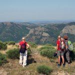 Wandern und Mountainbiking in Südfrankreich