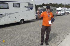 Gut gelaunt: Rudolf Miksche vom Orga-Team. (Foto: tom)