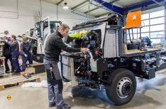 Meier Fahrzeugbau ist bundesweit einer der großen Umrüster der Branche. (Foto: Meier)