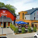 Der Fuchsbau mausert sich – Neues Restaurant am Stellplatz Fuussekaul
