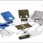 Outdoor wird salonfähig – Helinox Vital Collection