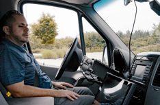 Zur Zeit werden die Stufen 4 und 5 des automen Fahrens - vollautomatisiertes und autonomes Fahren - in den USA erprobt. (Foto: EHG)