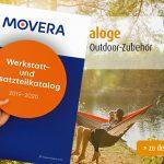 Movera präsentiert den neuen Werkstatt- und Ersatzteilkatalog 2019-2020