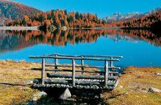 Auf einer Fünf-Seen-Wanderung lässt sich das hinterste Ultental wunderbar erkunden. (Foto: Peter Mertz, Berg Verlag)