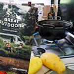 Kochbuch von Outdoorkoch Markus Sämmer – kulinarische Köstlichkeiten mit Weinsberg