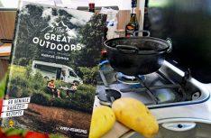 Die leckeren und gesunden Gerichte vom Otdoor-Koch Markus Sämmer und Weinsberg laden zum Nachkochen ein. (Foto: Knaus Tabbert)