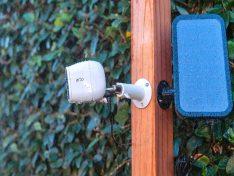 Die Arlo hält Wind und Wetter stand dank IP65-Zertifizierung. (Foto: Werk)