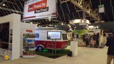 FreeLife bietet ein erfolgreiches Projekt von ACSI an, dass Neueinsteiger für die Reiseform Caravaning begeistert. (Foto: tom;DCI)