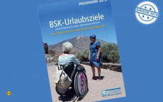 Der Bundesverband BSK legt seinen Katalog Urlaubsziele für barriefreies Reisen 2019 vor und erweitert sein Destinations-Angebot um Italien, Kreta und die Kanaraen- und die Baleareninseln. (Foto: BSK)