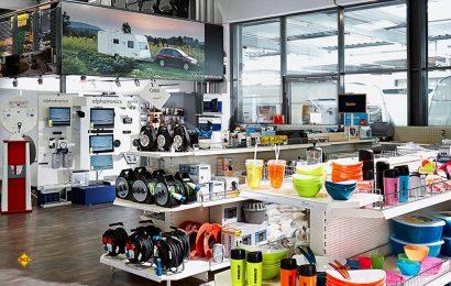 Der Caravaning-Fachhandel hält tolle Weihnachtsgeschenk-Ideen für Camping-Fans bereit. (Foto: Niesmann Caravaning)