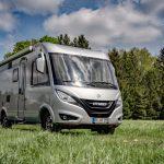 Hymer erhält German Design Award für Hymermobil B-Klasse MC I 580