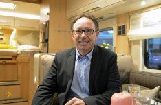 Christian Bauer ist Geschäftsführer der Hymer GmbH in Bad Waldsee. (Foto: det/D.C.I.)