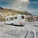 Winterzeit ist Camping-Zeit