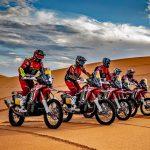 Laika und Honda auch bei der Dakar 2019 zusammen