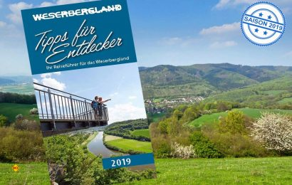Tipps für Entdecker 2019 - Blick vom Weser-Skywalk.(Foto: SVR)